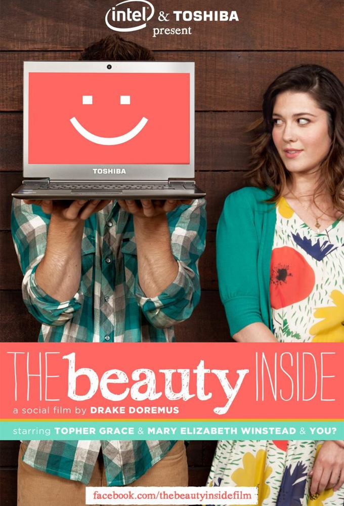 Imagen del cartel promocional de la microserie The Beauty Inside